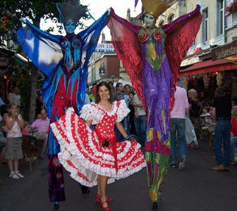 flamenco muziek